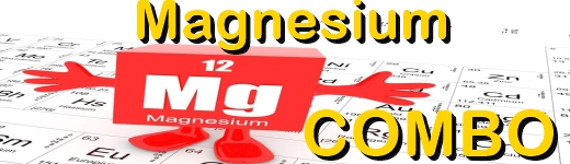 Magnesium Oil -COMBO Products