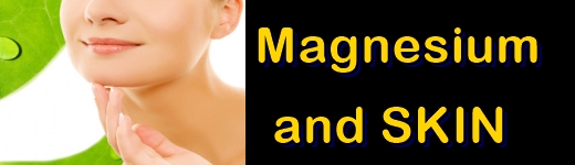 Magnesium Oil -SKIN Products